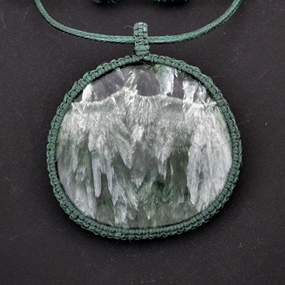 Nová kategorie, malé kameny jako šperk
